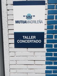 Taller concertado MUTUA MADRILEÑA!