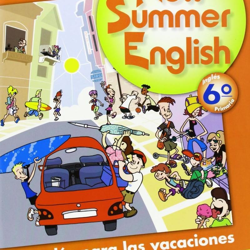 NEW SUMMER 6º PRIMARIA ENGLISH. BURLINGTON