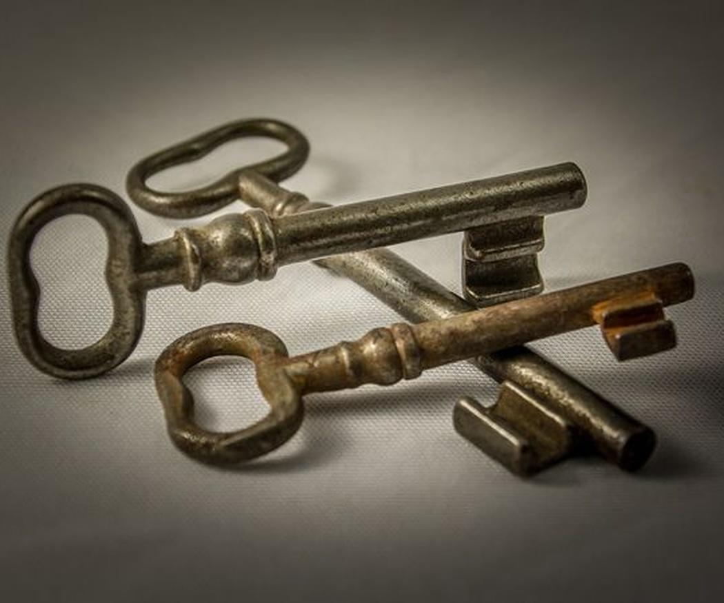 Las llaves clásicas, un complemento ideal para el hogar