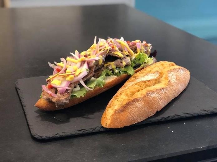 Bocadillos: Carta y Menús de Restaurante  Píkate