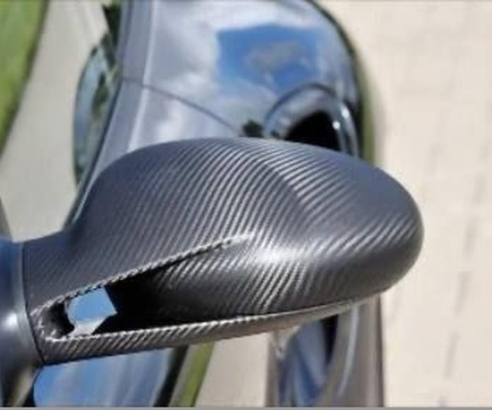Personaliza tu coche con vinilo líquido