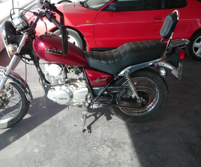 Yamaha Special 250 cc. 1991: Servicios  de Autotaxi Eliseo