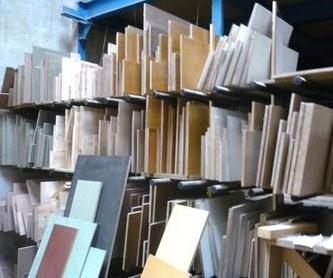 Productos para el tratamiento de la madera: Catálogo de Maderas Morán
