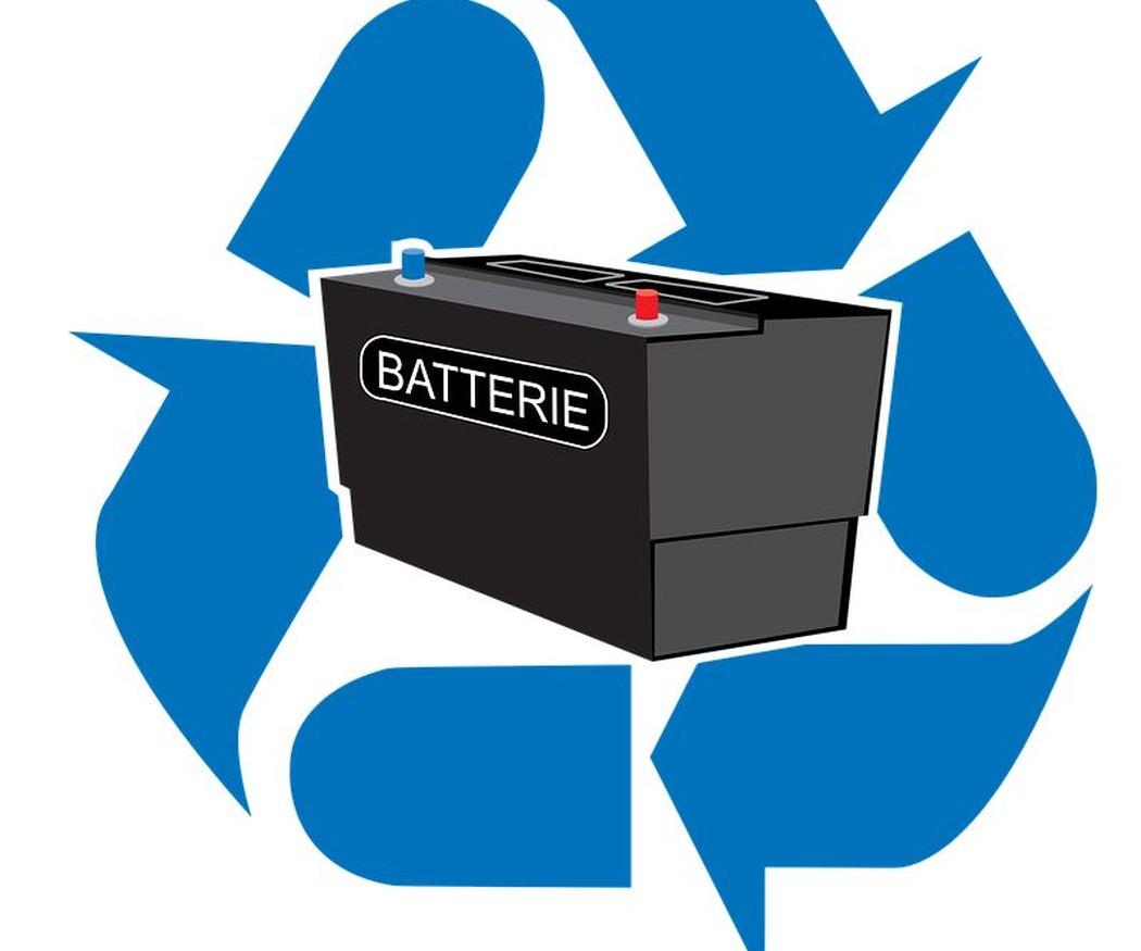 Cómo se reciclan las baterías de los coches