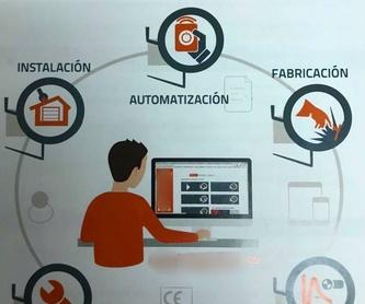 Mantenimiento y reparación: Servicios de Automatismos Montidoor