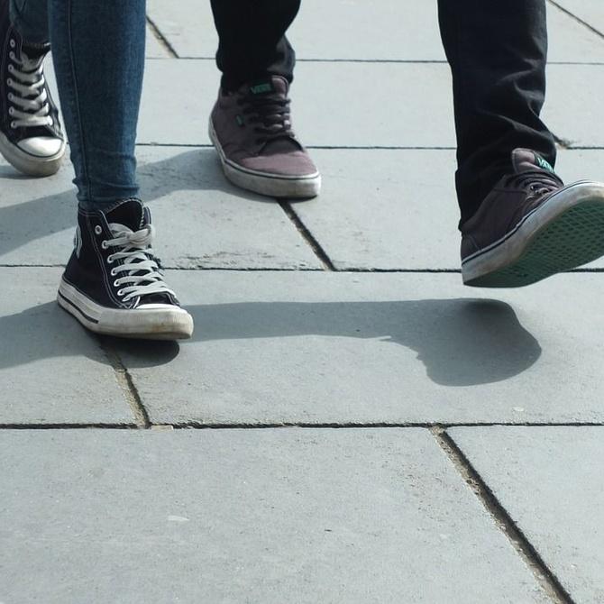 Cuida tu salud, empieza por los pies