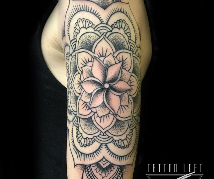 Javi Mago: Tatuadores de Tattoo Loft