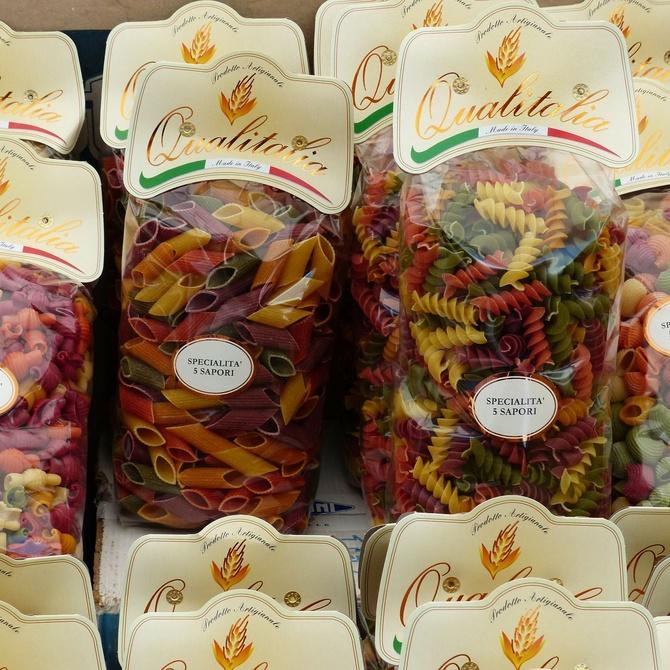 Tipos de bolsas para embalar alimentos