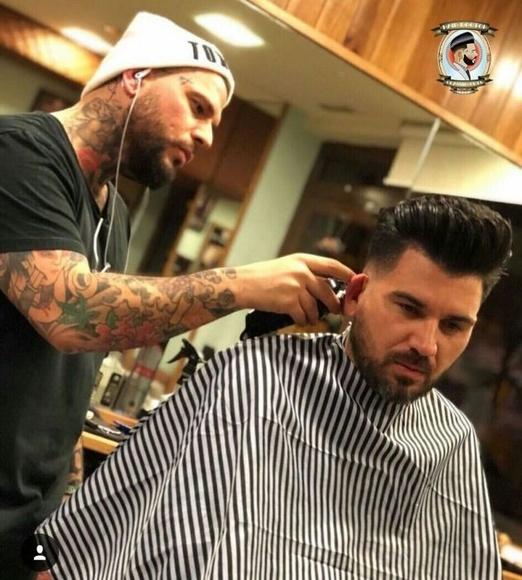 Corte degradado con afeitadora: Servicios de Hair Doctor