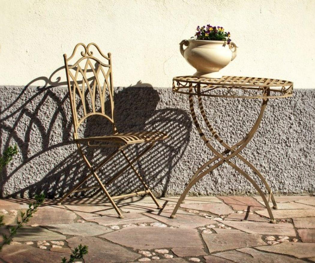 La forja decorativa: elegante y resistente