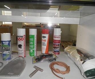 Servicio de repuestos y accesorios: Servicios de Galimaco