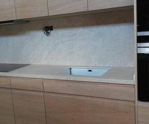 Encimeras para cocinas baños en Asturias