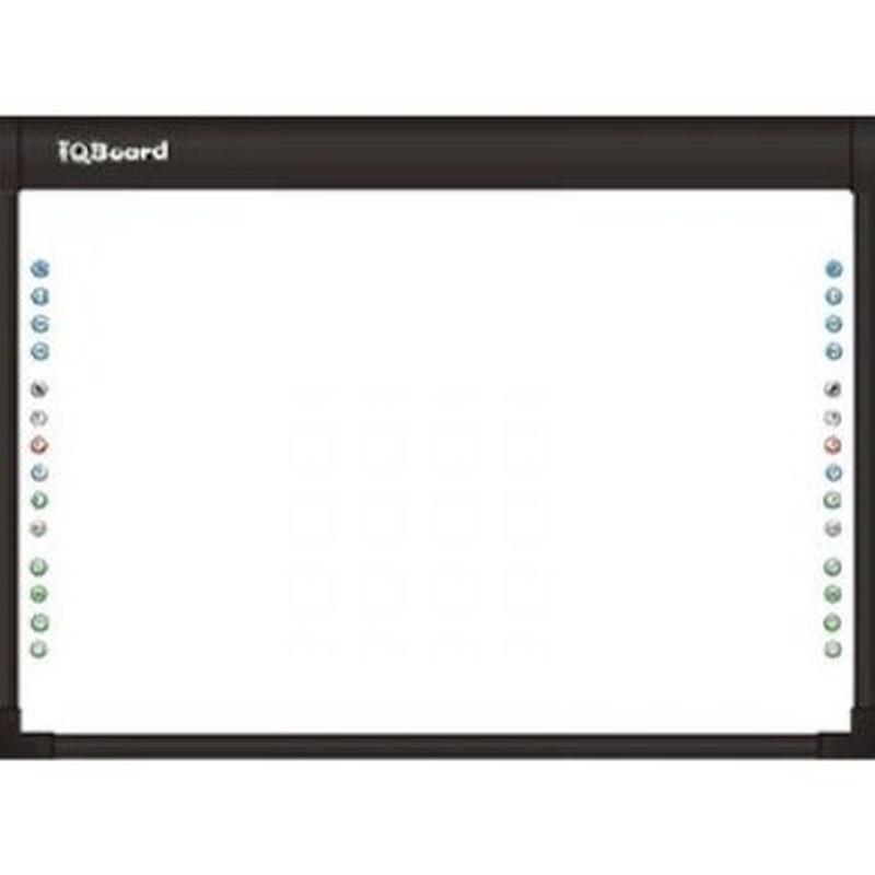 """IQBoard DVTK80 Pizarra Digital 80"""" Optica 4:3 2u : Productos y Servicios de Stylepc"""