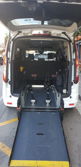 Excursiones y rutas turísticas: Servicios de Taxis Granollers