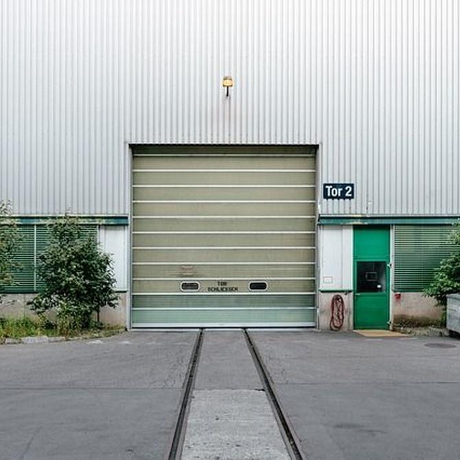 Beneficios de las puertas seccionales laterales de garaje
