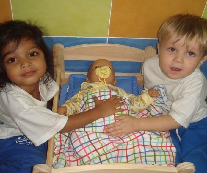 El juego: Servicios de Escuela Maternal Infantil Dr.Sánchez