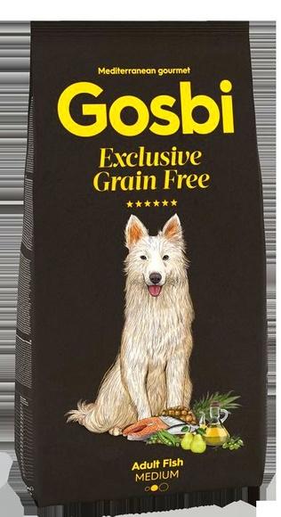 Exclusive Grain Free Fish Medium: Productos y servicios de Més Que Gossos