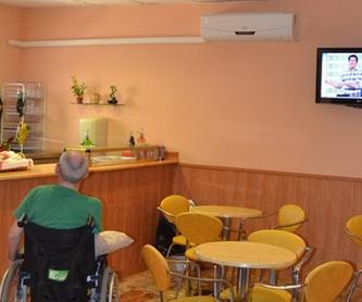 Salones de visitas: Servicios de Trinidad Montes Orientales