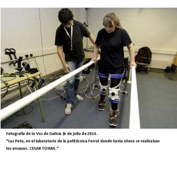 Algunas aportaciones de la ciencia para las paraplejias