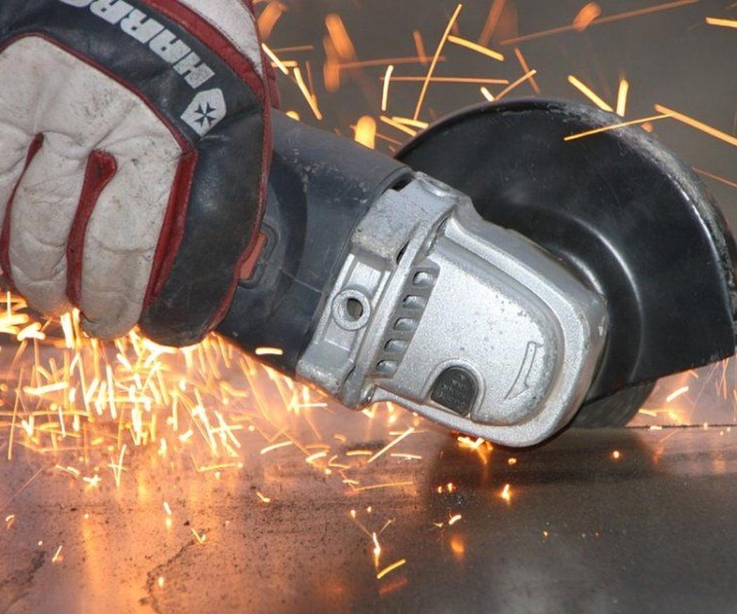 Diferentes tipos de corte del hierro