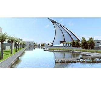 Proyectos: Servicios de Estudio de Arquitectura José Sala Sendra