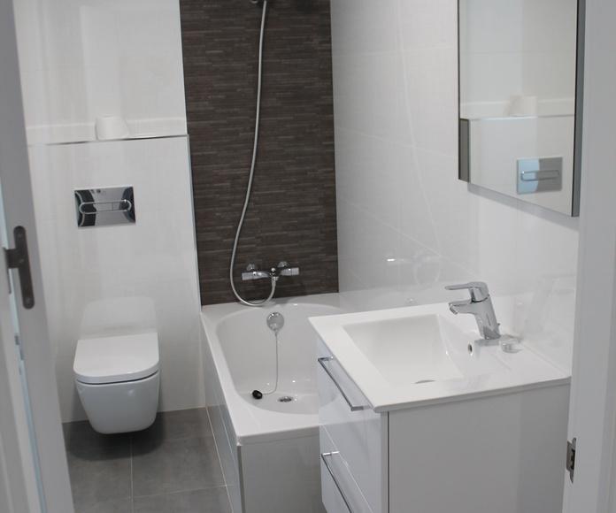 Fontanería y calefacción: Servicios de Traymo Construcciones y Reformas
