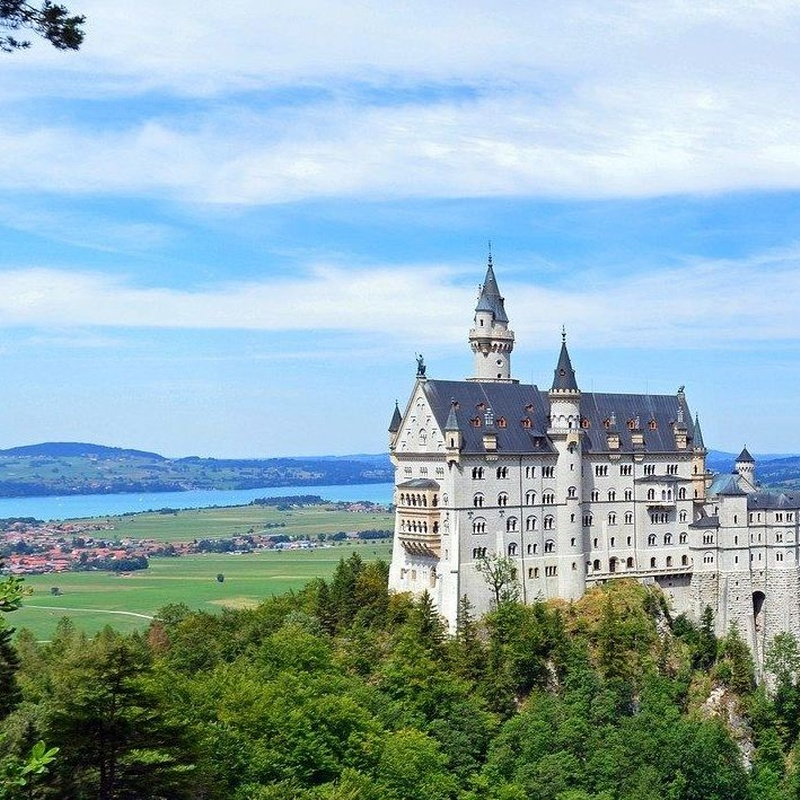 Alemania: Destinos de Lucy Class Travel Tour