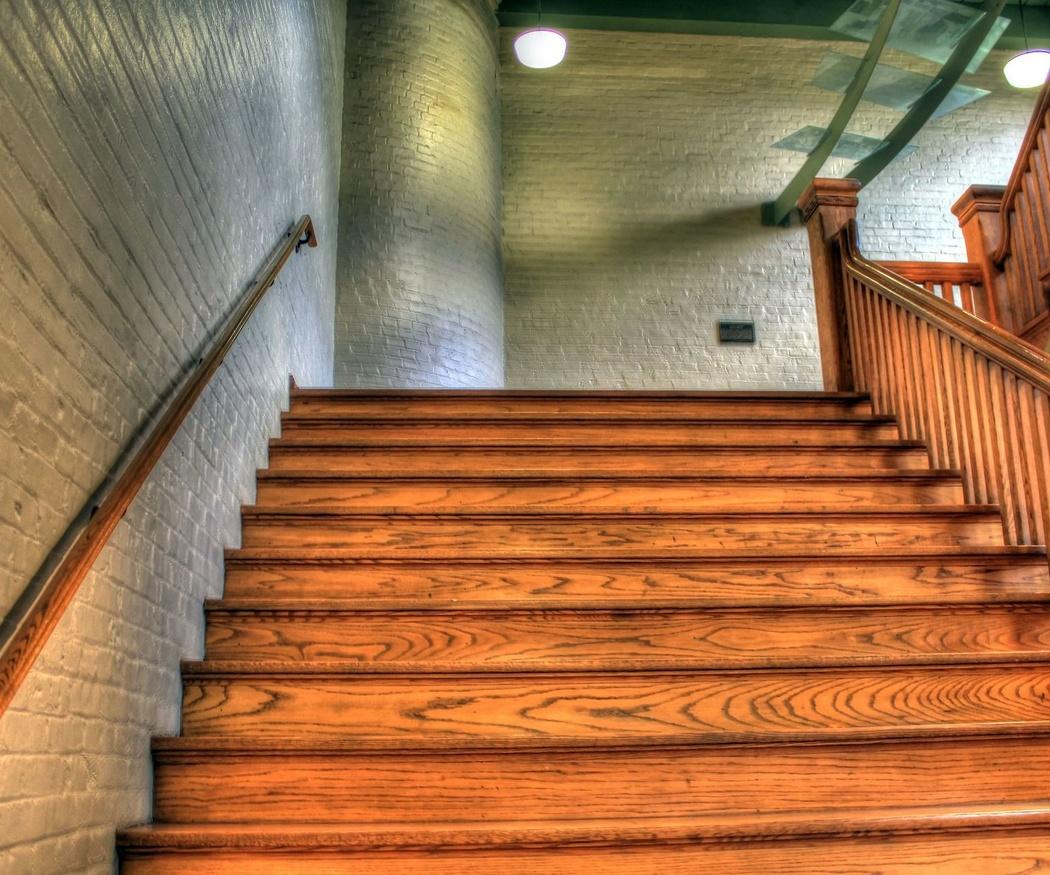 Mantenimeinto de las escaleras de madera