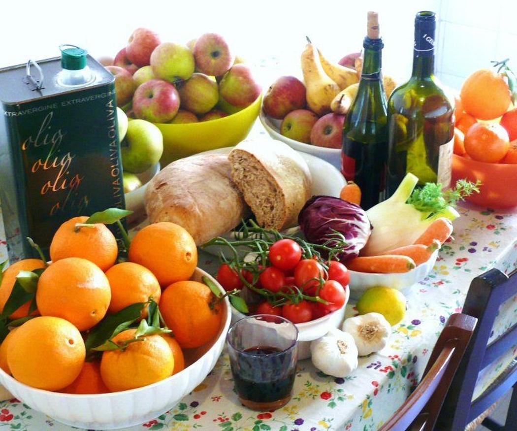 Disfruta y cuida tu salud con la dieta mediterránea