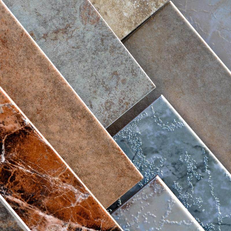 Cerámica exteriores e interiores: Productos de Materiales de Construcción Camino