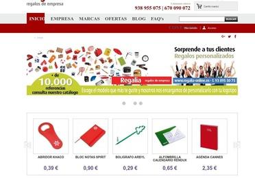 REGALIA - Tienda Online