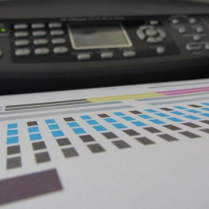 ¿Por qué elegir la impresión digital?