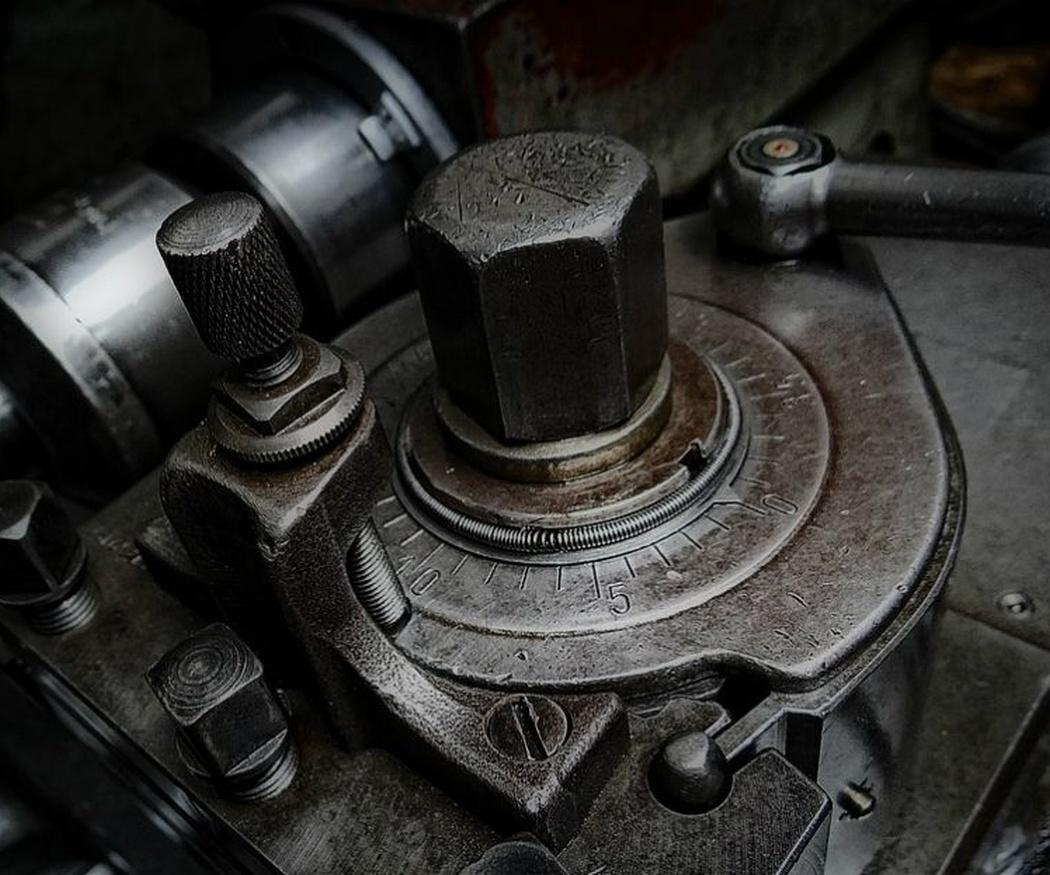 El torno pinacho CNC