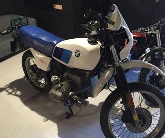 Venta de motos nuevas: Taller de Motos y Venta de Gas Motorrad S.L. (Antiguo Electric Moto Andrés)