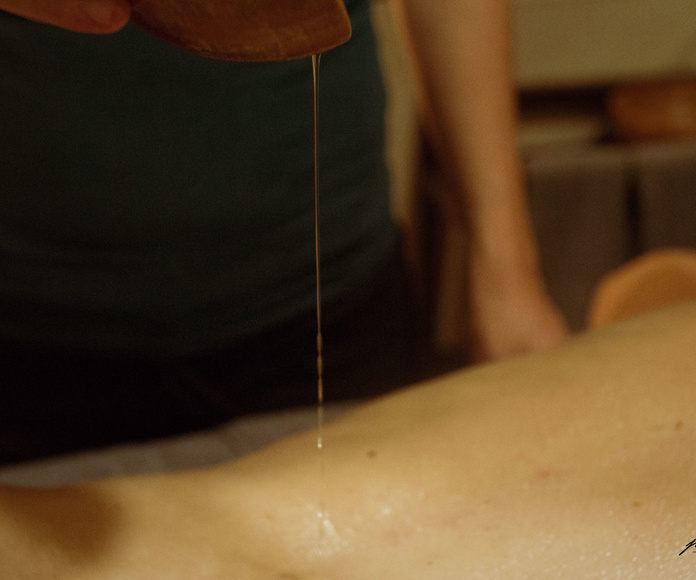 Higiene de espalda y masaje