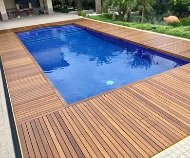 Protección de maderas de exterior - IPE