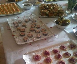 Servicio de catering a particulares