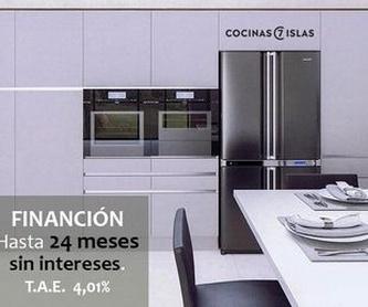 Silestone: Productos de COCINAS 7 ISLAS