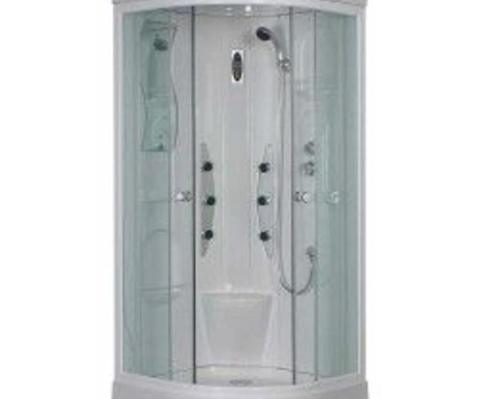 Cabinas ducha Hidromasaje (bajo presupuesto)