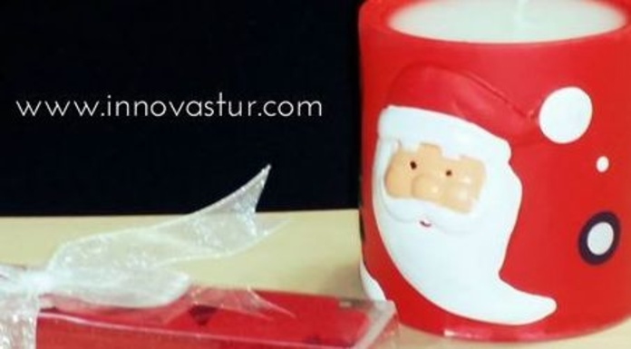 Vela navideña en Asturias