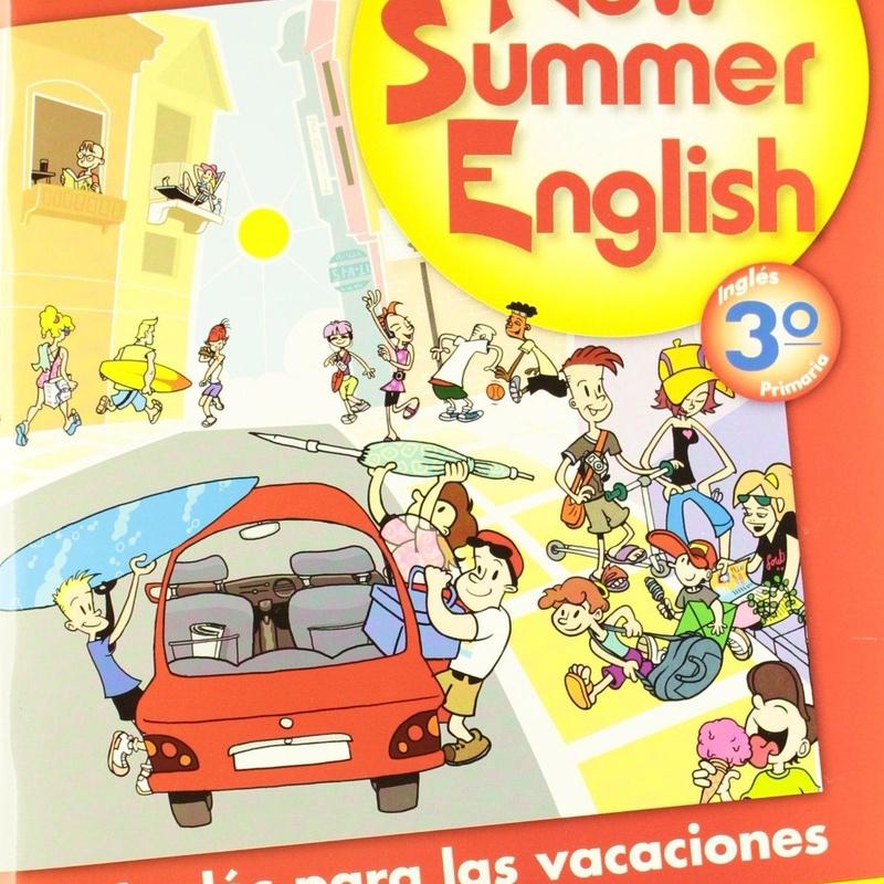NEW SUMMER ENGLISH 3º PRIMARIA. BURLINGTON