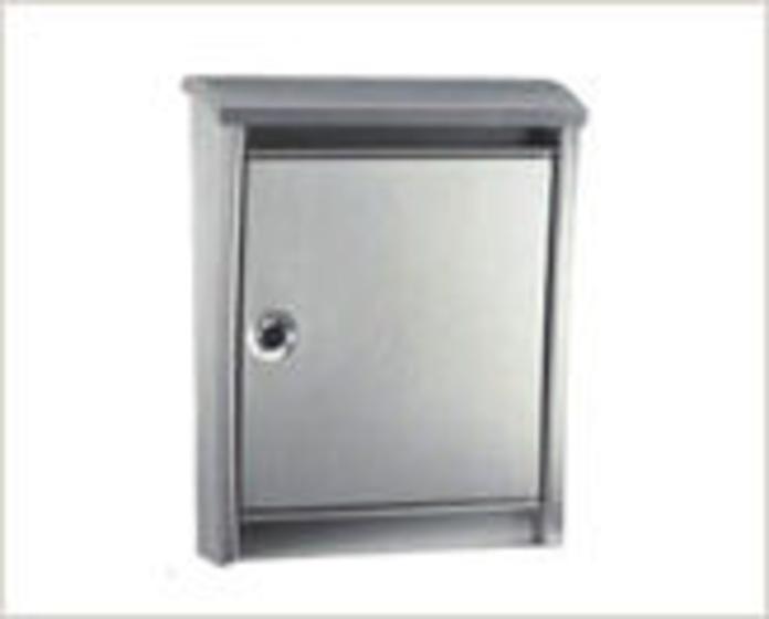 Buzón exterior inox: Catálogo de Cerrajería Conxo