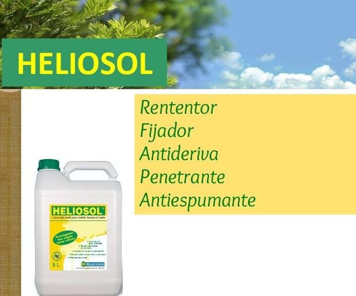 Heliosol, fungicida para trigo de Daymsa