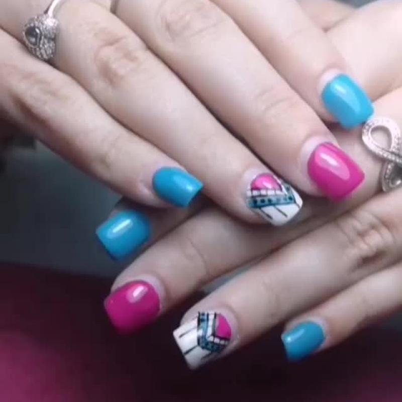 Rellenos de uñas mordidas: Servicios de Cristina Nails