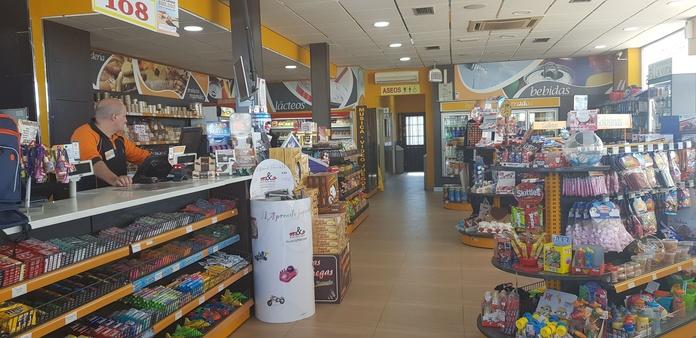 Tienda de conveniencia: Servicios de Area108