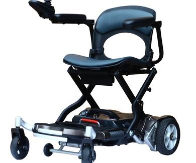 nueva silla eléctrica ultraligera