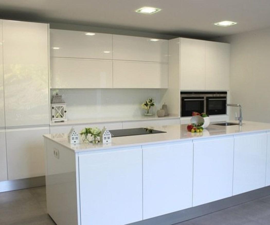 Planificar la distribución de espacios de trabajo en la cocina