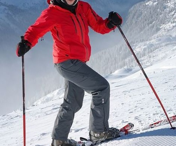 Trajes de esquí