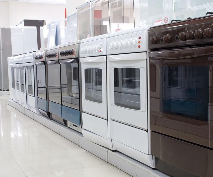 Lavadoras: Servicios de ELECTRONUMANCIA