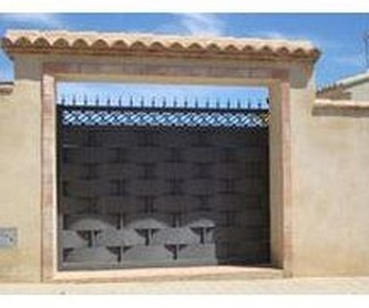 Puertas barreras: Estilos de puertas de MAFA, S.L.